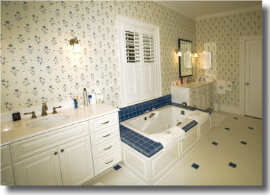 Ortega Master Bathroom