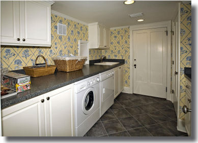 Ortega Laundry Room